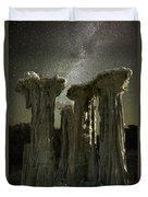 Alien Landscape Duvet Cover