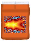 Alki Sail Under The Sun Duvet Cover