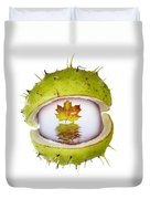 All About Autumn Duvet Cover