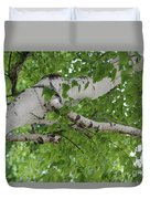 All About Trees Duvet Cover