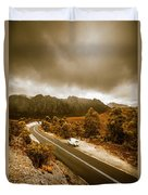 All Roads Lead To Adventure Duvet Cover