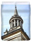 All Saints Church Oxford High Street Duvet Cover