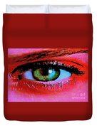 All Seeing Duvet Cover