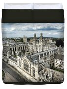All Souls College - Oxford University Duvet Cover