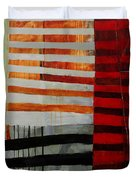 All Stripes 1 Duvet Cover