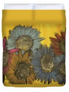 All The Pretty Flowers Duvet Cover