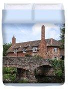 Allerford - England Duvet Cover