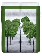 Alley Of Perfectionists Duvet Cover