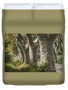Alley Provence  Duvet Cover