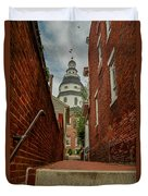 Alley View Duvet Cover
