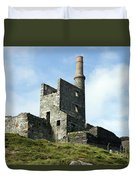 Allihies Copper Mine West Cork Duvet Cover