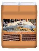 Allis-chalmers Duvet Cover