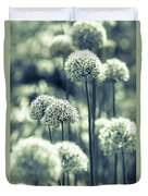 Allium 3 Duvet Cover