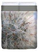 Allium Sativum Duvet Cover