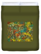 Allure Of Love Duvet Cover