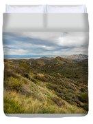 Alluring Landscape Of Arizona Duvet Cover
