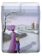Almost Home Duvet Cover by Peter Szumowski