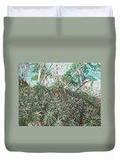 Aloe Garden Vumba Duvet Cover