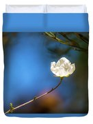 Alone In The Wind Duvet Cover