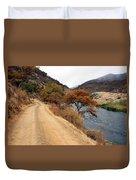 Along The Kalamath - Oregon Duvet Cover
