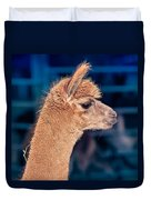 Alpaca Wants To Meet You Duvet Cover