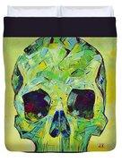 Alpha Skull Duvet Cover