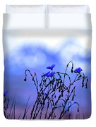 Montana Blue Bells Duvet Cover