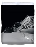 Alpine Journey Duvet Cover