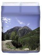 Alpine Loop Trail Duvet Cover