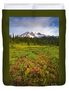 Alpine Meadows Duvet Cover