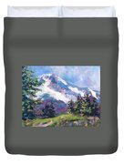 Alpine View Duvet Cover