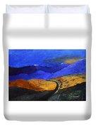 Alpine Vista Duvet Cover