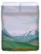 Alps 2 Duvet Cover
