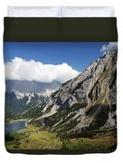 Alps Austria Duvet Cover