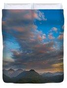 Alpsee Lake Duvet Cover