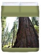 Alta Vista Giant Sequoia Duvet Cover