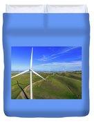 Altamont Windfarm Duvet Cover