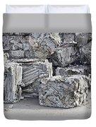 Aluminum Recycling Duvet Cover