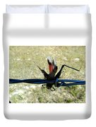 Am I Bugging You Duvet Cover