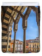 Amalfi Arches Duvet Cover