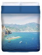 Amalfi Coast, Italy IIi Duvet Cover
