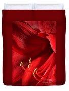 Amaryllis6709 Duvet Cover