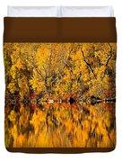 Amazing Autumn Duvet Cover