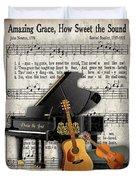 Amazing Grace-jp3513 Duvet Cover