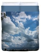 Amazing Sky Duvet Cover
