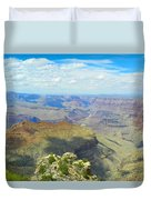 Amazing Views Duvet Cover