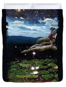 Amazing World Duvet Cover