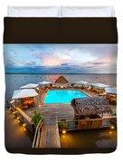 Amazon Swimming Pool Duvet Cover