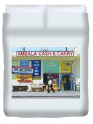 Ambala Cash And Carry Duvet Cover