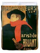 Ambassadeurs Duvet Cover